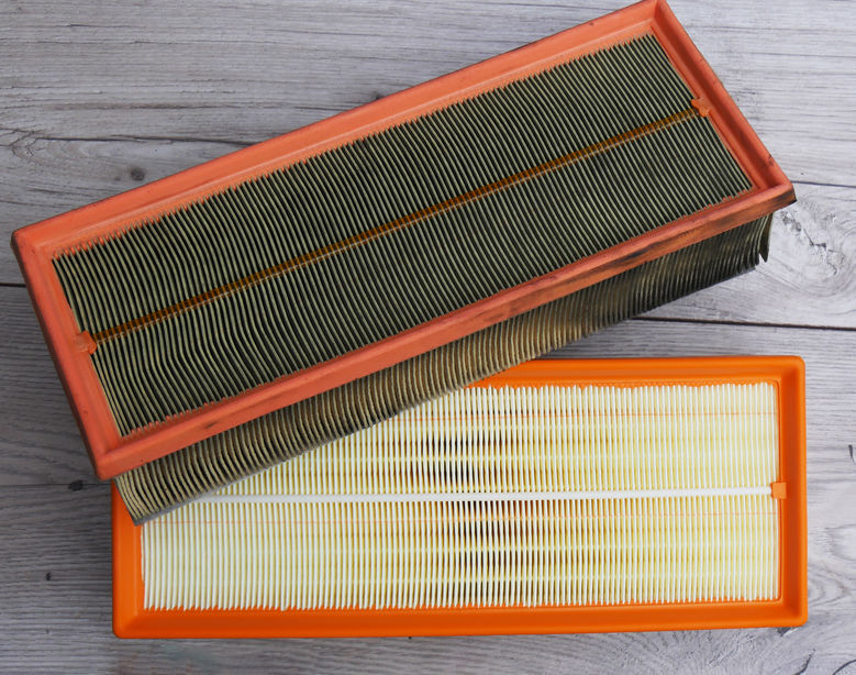 Rice tire Engine Air filter