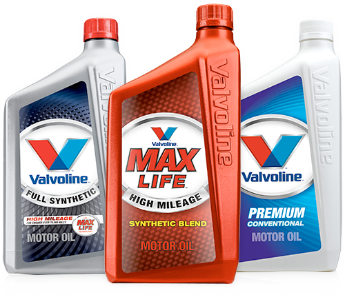 Rice Tire Valvoline Oil Products