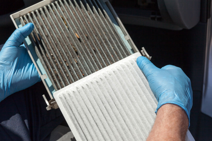 Rice Tire Cabin air filter