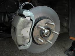 Rice Tire Front Brake Rotor
