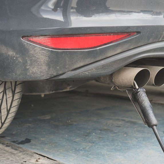 Rice Tire Emission Inspection