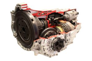 Rice Tire automatic transmission